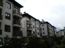 Resale Property in Bansko - apartment with views of the mountains