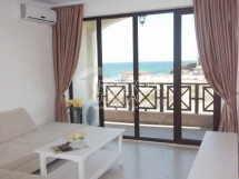 We offer for sale furnished one bedroom apartment on the front beach line   in Lozenets, Bulgaria