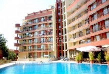 One-bedroom apartment for sale in Sunny Beach in Bulgaria in Ashton Hall complex