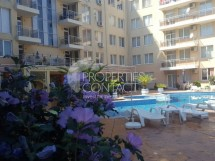 Cozy two-bedroom apartment for sale in Sunny Beach in Bulgaria