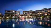 Apartments with installments for sale in the new part of the luxury complex Green Life Resort and Spa, first line of the sea, Sozopol, Bulgaria