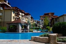 Furnished one-bedroom apartment for sale ,only 50 meters away from the sea in Saint Vlas, Bulgaria