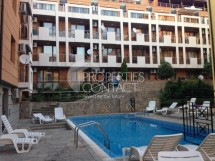 Property for sale in Saint Vlas - one-bedroom apartment in Bulgaria in the complex Sea Breeze