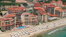 One-bedroom apartment for sale with sea views in Atrium – Elenite complex, Bulgaria