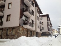 Resale Property in Bansko, Bulgaria - one bedroom apartment with views of the mountains