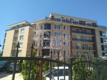 Offered for sale two-storey two-bedroom apartment in Sunny Beach, Bulgaria