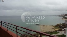 One-bedroom apartment for sale on the first line with a direct sea view in Sveti Vlas, Bulgaria