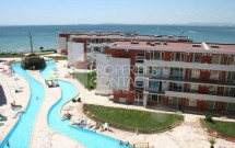 Sale one-bedroom apartment in Bulgaria on the first line in Elenite