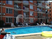 Studio for sale in Bulgaria in Sunny Beach in the complex Gerber Residence