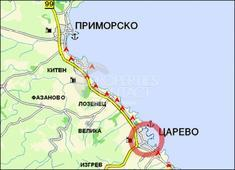 Plot of land for sale near the beach b/n Lozenets and Tsarevo