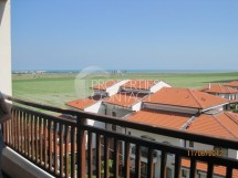 "Real Estate at the sea in Bulgaria - two bedroom apartment overlooking the sea in ""Vineyards"" Aheloi"