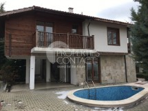 Two-storey house for sale in the complex Hill Top Villa, Kosharitsa, Bulgaria