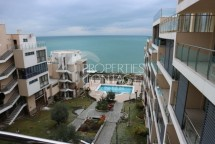 One bedroom apartment with frontal sea views in the town of Sveti Vlas. Property for sale in Bulgaria in the complex Dolce Vita 2