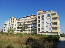 For sale furnished one-bedroom apartment by the sea in Pomorie, Bulgaria