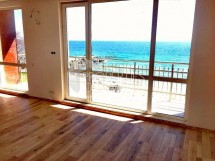 For sale two-bedroom apartment in Bulgaria on the beach in the town of Pomorie