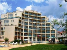 One-bedroom apartment for sale in Bulgaria in Sunny Beach in the Semiramida Garden complex
