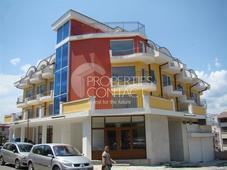 Hotel at the beach in Lozenets, Southern Black Sea Coast