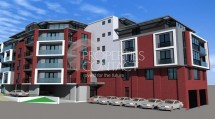 Apartments for sale from a builder in the center of Burgas, Bulgaria