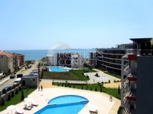 "Apartments for sale in Saint Vlas,Bulgaria in complex ""Sun Wave"",50 m from the beach directly from the builder"