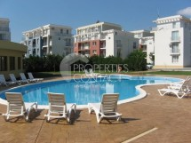Three-room apartment for sale at a bargain price in Sunny Beach in the complex Sunny Day 3, Bulgaria