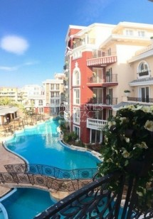Apartments in Sunny Beachq Bulgaria -  complex Messembria Resort
