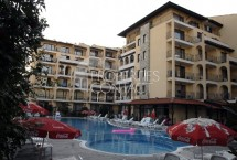 One-bedroom apartment for sale in Bulgaria in Sunny Beach in the complex Rose Village