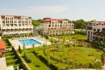 "We offer for sale   furnished two-bedroom apartment in the complex ""Green Life"" in Sozopol, Bulgaria"