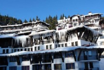 The Grand Monastery - Apartments in ski resort Pamporovo, Bulgaria