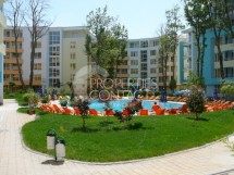 We offer for sale a large two-bedroom apartment in Sunny Beach in Bulgaria - 100 meters from the beach