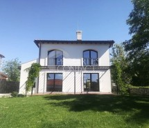We are offering for sale a new two-storey house with  yard in the village of Velika,Bulgaria