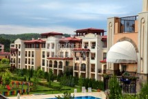 Paradise Gardens - luxury apartments for sale near the sea in Sozopol, Bulgaria