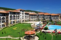 For sale a two-bedroom apartment with sea view in the complex Water Mill, Saint Vlas, Bulgaria