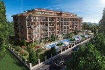 Apartments in Bulgaria in the heart of Sunny Beach! Sale from the developer without commission from the buyer