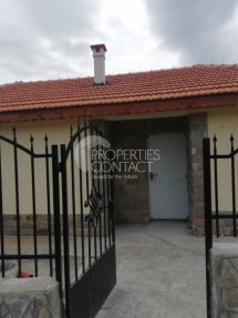 For sale a new house in Bulgaria in the village of Kamenar, Burgas Region, 5 km. from the sea