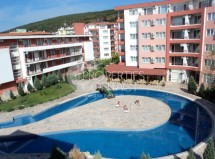 For sale two-bedroom apartment in a complex on the first line, Elenite, Bulgaria