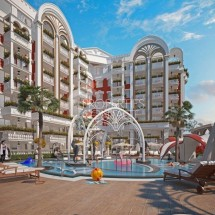 Apartments for sale from the developer in Bulgaria without commission from the buyer. Complex Sweet Homes 6 in Sunny Beach