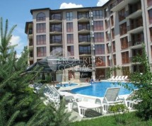 One bedroom apartment for sale in Sunny Beach in Sunny View North complex, Bulgaria