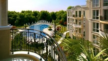 We offer for sale an apartment in a luxurious new complex of premium class in Ravda, Bulgaria