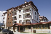 Nice furnished one- bedroom apartment in Bansko