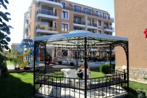 Studios and one bedroom apartments for sale in residential complex in Ravda,Bullgaria
