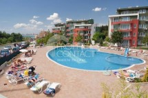 Excellent property for sale in the town of Saint Vlas. One bedroom apartment in Bulgaria near the sea