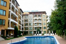 Resale of a two-bedroom apartment in Bulgaria, in the complex Golden Dreams, Sunny Beach
