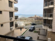 Resale of one bedroom apartment with a se view in Pomorie,Bulgaria
