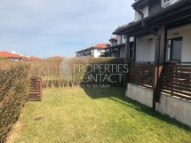 Houses for sale in Bulgaria! A cheap townhouse with a sea view in a closed luxury complex, 1 km from the beach in  Lozenets, Bulgaria