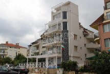 We offer for sale apartments in a residential building on the sea coast of Ahtopol