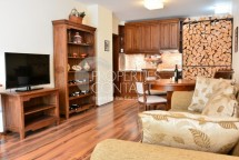 Resale in the ski resorts of Bulgaria - a stylish two-bedroom apartment in Bansko