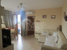 We offer a furnished one-bedroom apartment for sale in Lozenets, Bulgaria