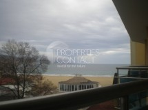 Sale two-bedroom apartment in Bulgaria in Sunny Beach on the seafront