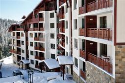 """Forest Nook 3"" - Apartments in ski resort Pamporovo, Bulgaria"