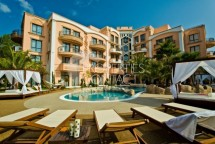 APHRODITE ROSE - apartments for living in Sunny Beach, Bulgaria